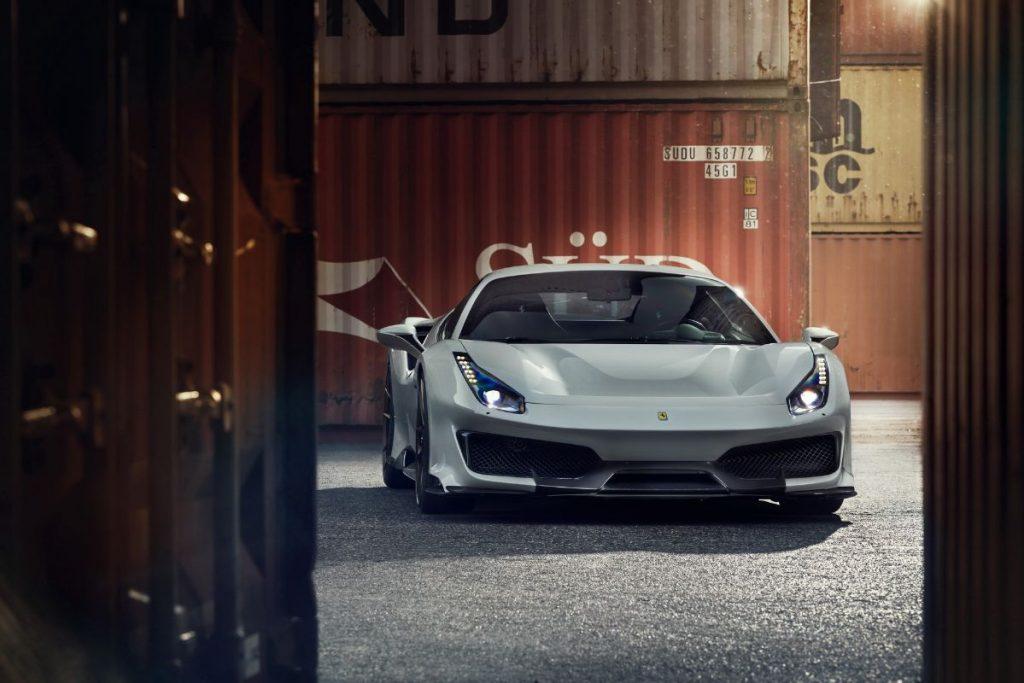 Novitec-Ferrari-488-Pista-Front