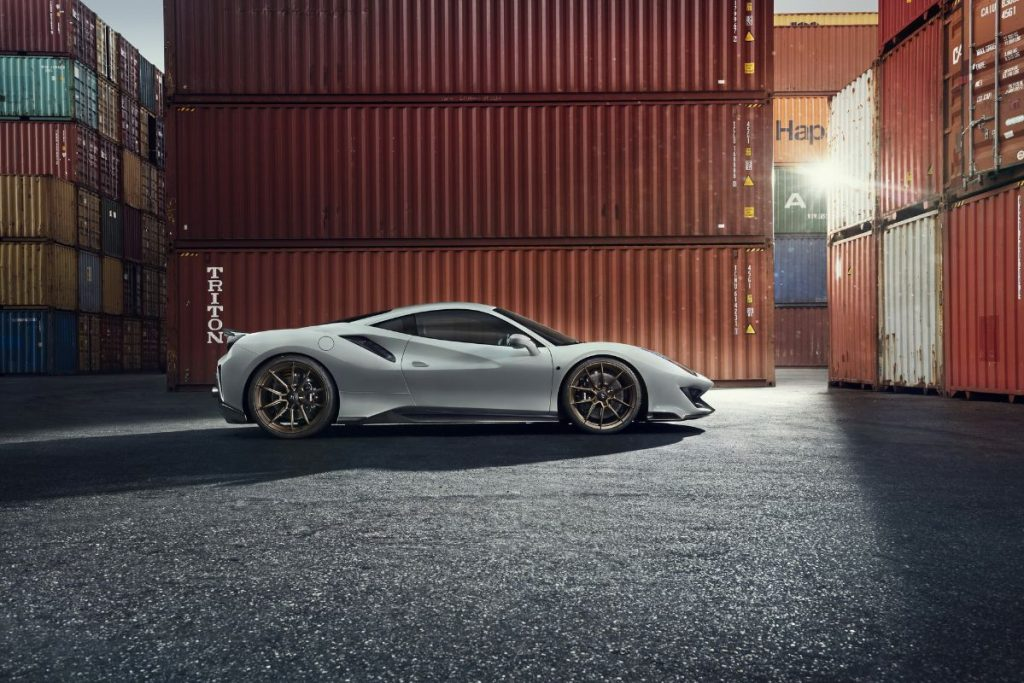 Novitec-Ferrari-488-Pista-Side