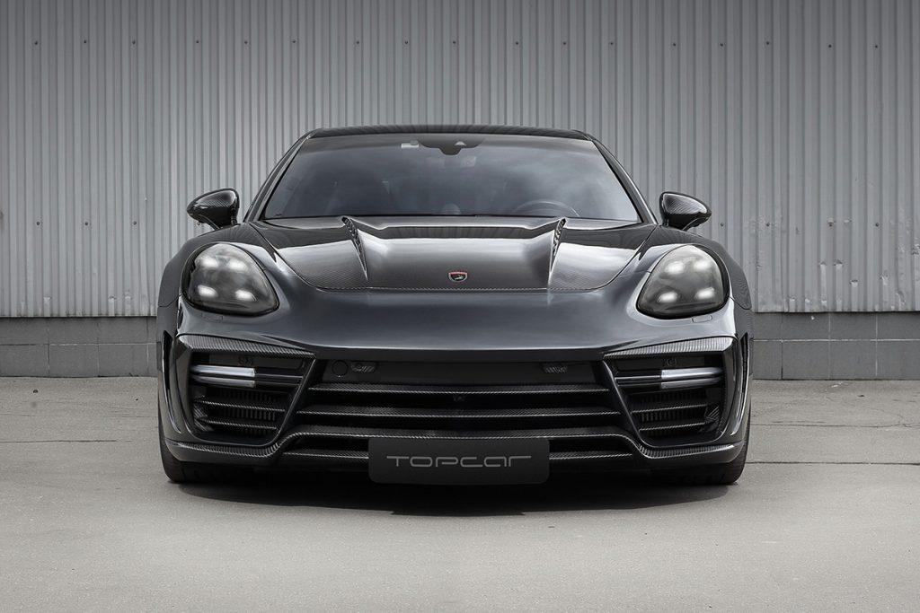 Porsche-Panamera-Turbo-Front