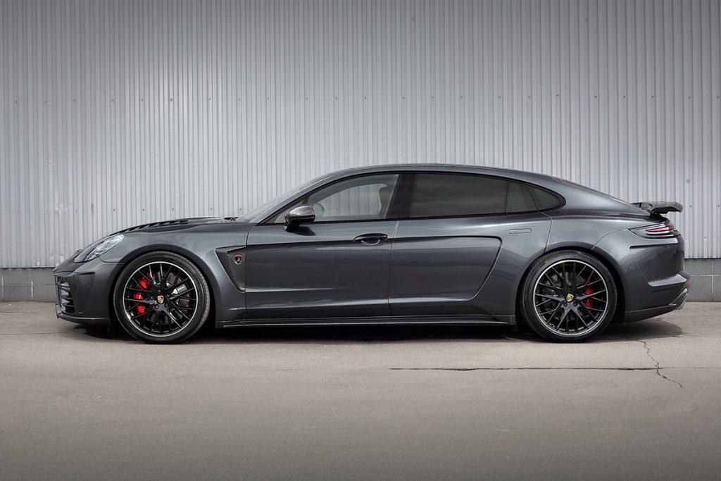 Porsche-Panamera-Turbo-Side-View