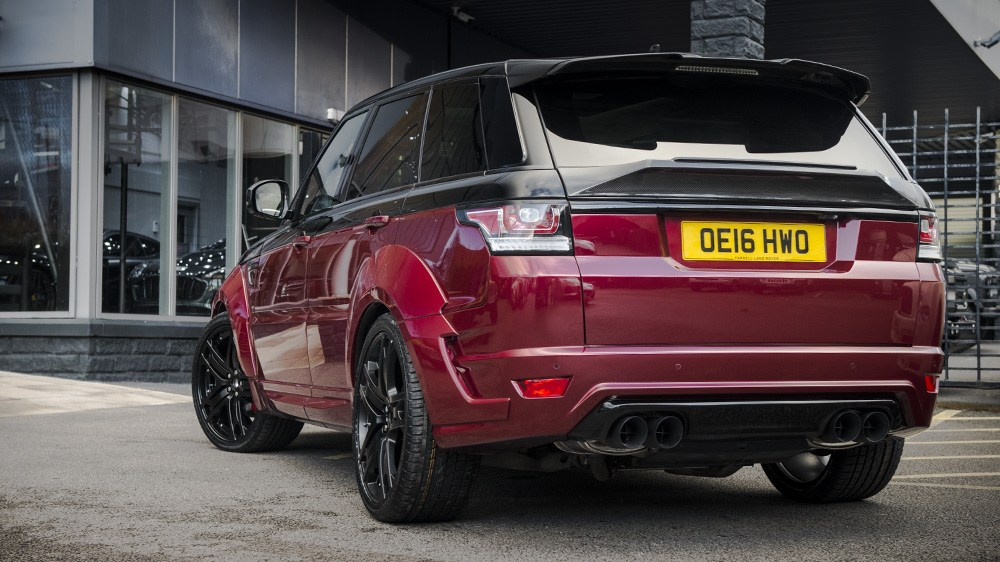 Project-Kahn-Piano-Black-over-Deep-Red-Range-Rover-Sport-Autobiography-Dynamic-Pace-Car-3
