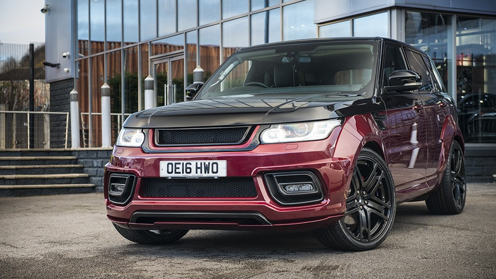 Project-Kahn-Piano-Black-over-Deep-Red-Range-Rover-Sport-Autobiography-Dynamic-Pace-Car-4