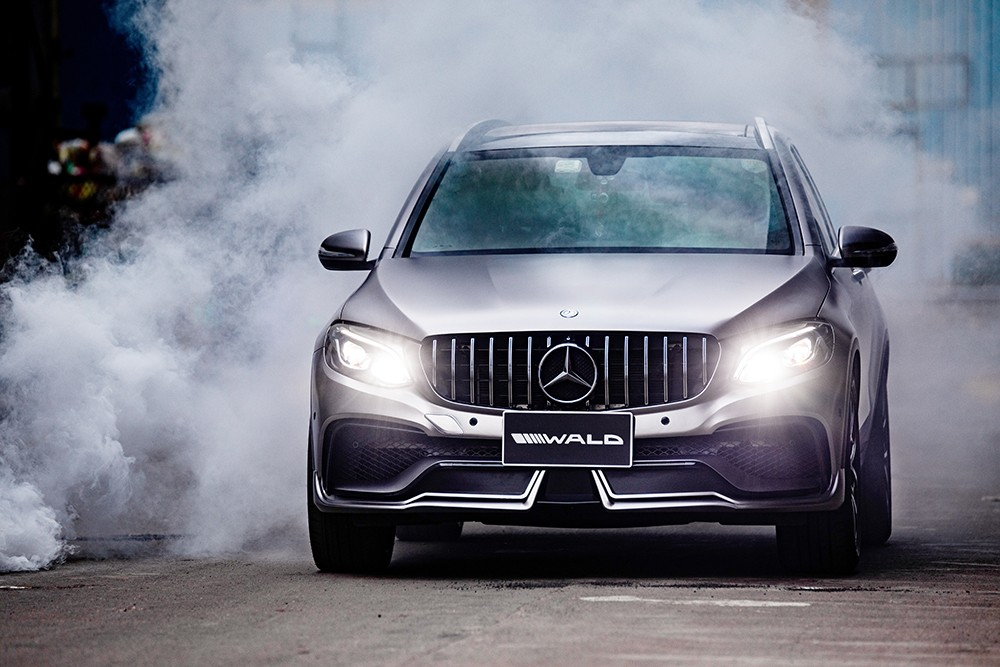 mercedes-glc-class-black-bison-tuned-by-wald-has-a-nose-implant_13