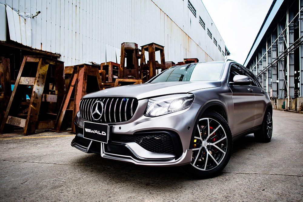 mercedes-glc-class-black-bison-tuned-by-wald-has-a-nose-implant_7